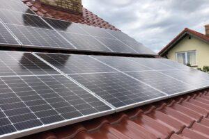 Fabryka Energii - Realizacje - Panele fotowoltaiczne na dachu